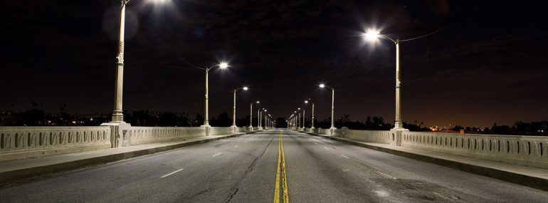 6th St Bridge, Los Angeles