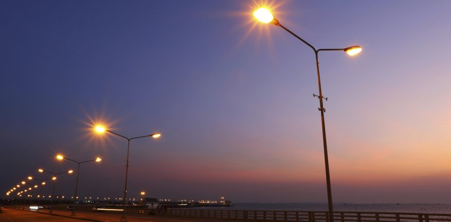 The humble light post can be upgraded with an array of sensors.