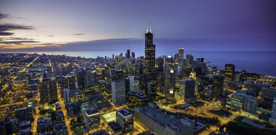Chicago is emerging as a smart city leader in North America.