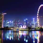 Singapore arguably is the smartest city in the world.