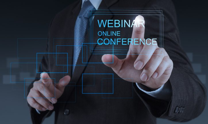 IoT webinars will cover topics ranging from Industrial Internet to Smart Cities.