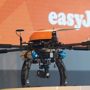EasyJet is using drones for maintenance applications.