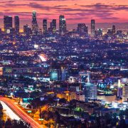 Los Angeles will be the ninth U.S. manufacturing hub.
