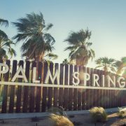 Palm Springs became a pioneer in terms of earthquake detection company.