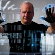 Mixed-reality technology reminiscent of Minority Report is coming to the industrial sector.