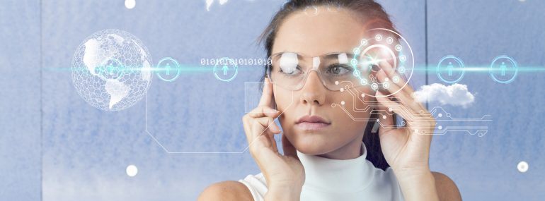 AR is converging with the IoT.