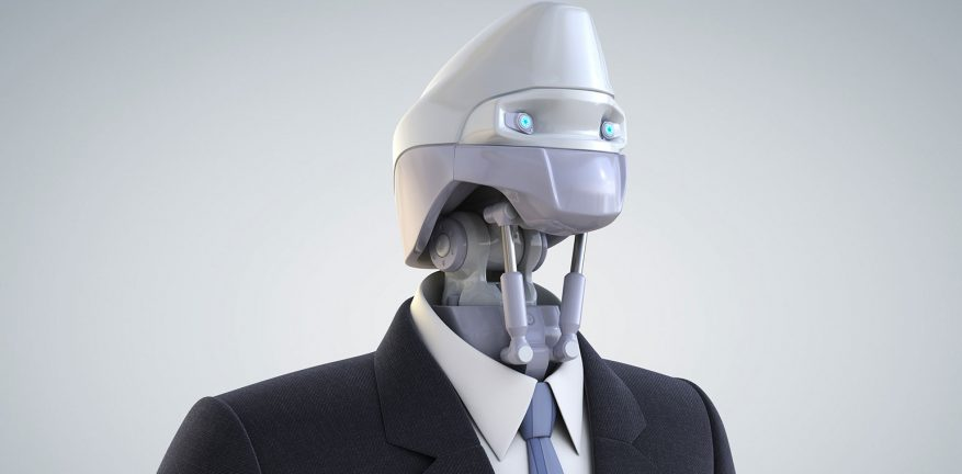 Smart machines can replace humans.