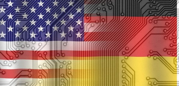 The U.S. and Germany are vying to lead the smart manufacturing revolution.
