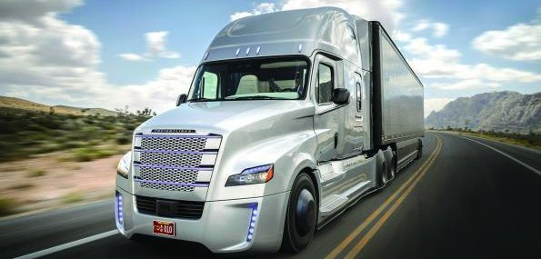 Self-driving truck technology is slowly coming to the fleet industry.