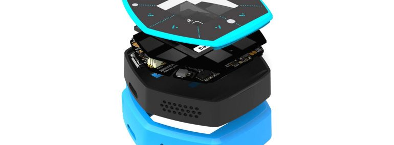 The Hexiwear platform was initially funded on Kickstarter.