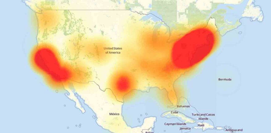 A Play-by-Play Look at the Mirai Botnet\'s Internet Takedown