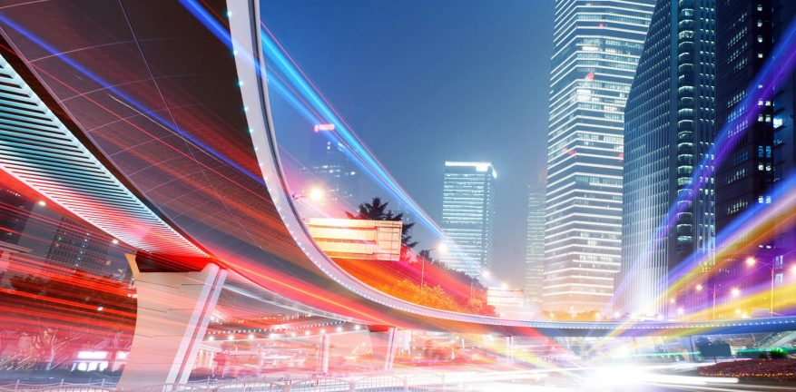 Cities across the world are embracing the notion of smart cities.