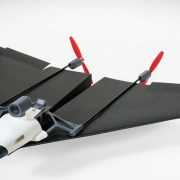 A Paper Airplane Drone That's Nearly Indestructible