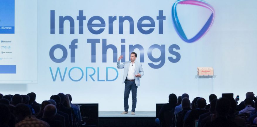 Internet of Things World keynote