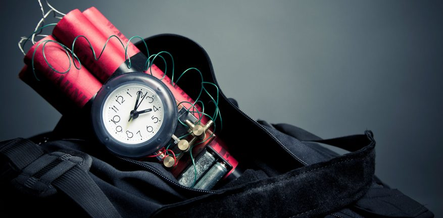The current state of IoT security is like a time bomb.