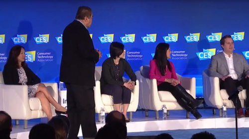 Image of CES 2017 session