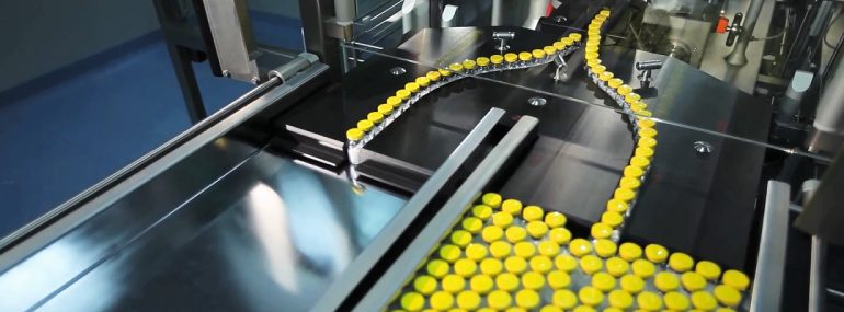 Image of equipment for making starch