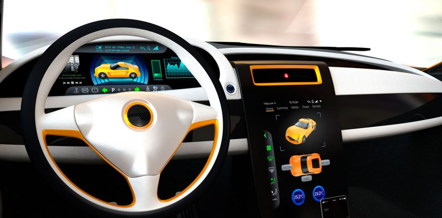 The connected car market is shaping up fast.