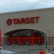Photo of Target storefront