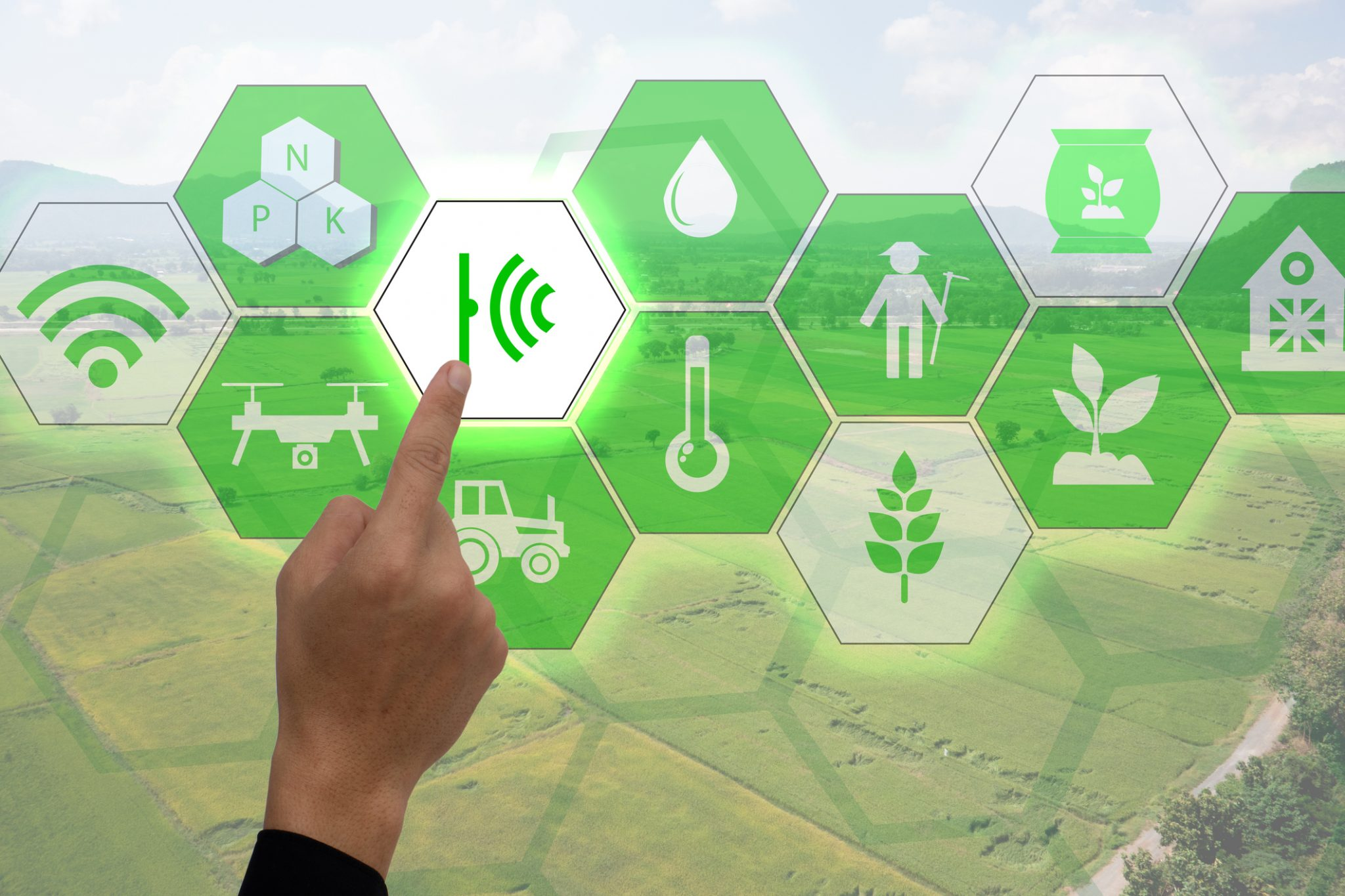 The Future of Farming: Leveraging IoT Tech for Plant Growth with Arrow and Analog Devices