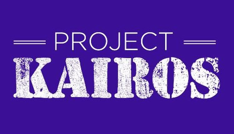 Image of Project Kairos logo