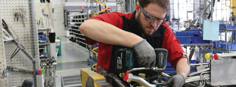 The next version of Google Glass is targeted at industrial customers.