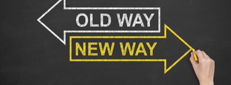 Old Way or New Way Concepts