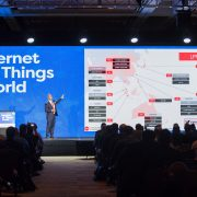 Charles Reed Anderson IoT World presentation