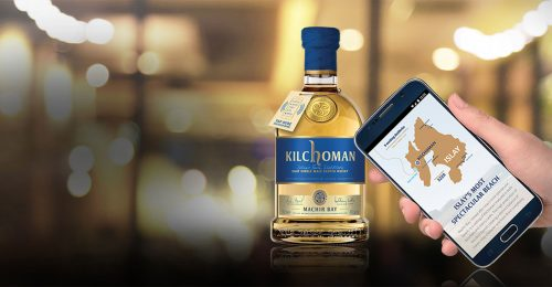 Kilchoman NFC technology