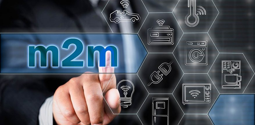 M2M managed services