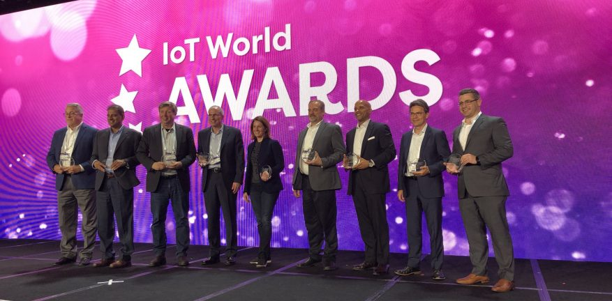 IoT World Awards Winners Announced