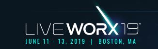 Logo for PTC LiveWorx 2019