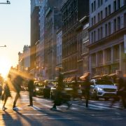Urban tech is the focus of New York City–based The Grid.