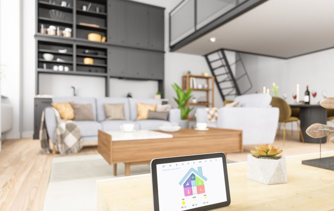 Start Up Brings Smart Home Technology