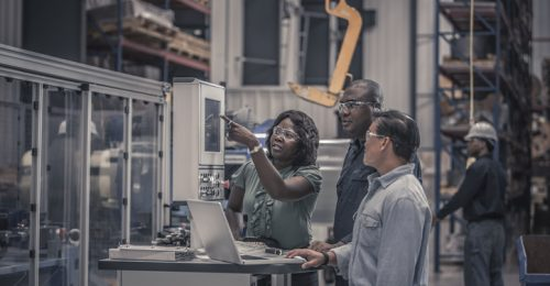 Safety critical software in manufacturing